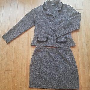 Dawn Joy two piece suit dress